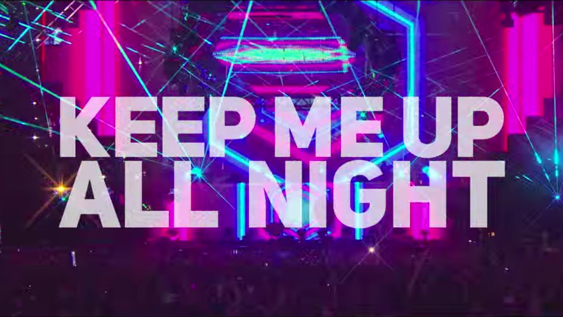 Arty // Up All Night (Lyric Video)