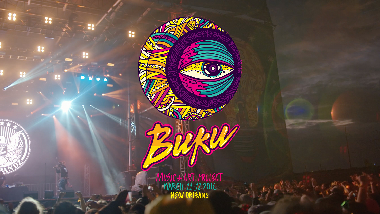 Buku Music & Arts Project // 2017 Announcement