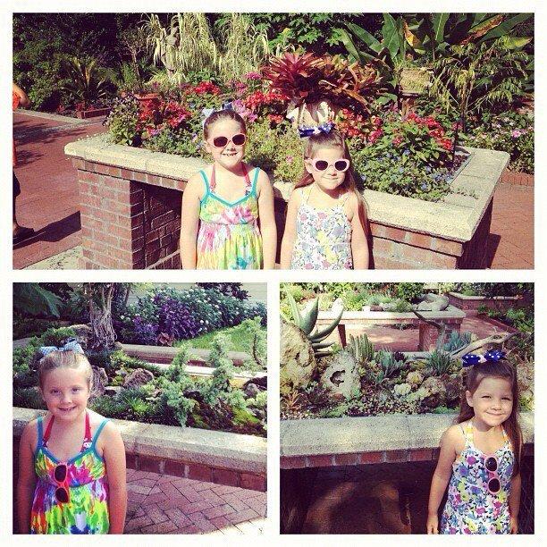 Idea Garden at Leu Gardens