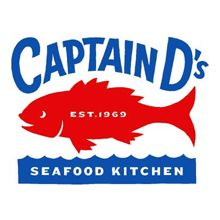 Captain D's  www.captainds.com  Various Locations  Day: Tuesday & Thursday Time: ALL DAY Kids Meal: Free Age: 12 years & Under Rules: Dine in only. 2 Free Kids Meals per purchase of Regular Price Adult Meal.