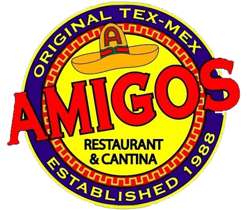 Amigos  amigos-texmex.com  Various Locations  Day: Tuesday Time: ALL DAY Kids Meal: Free Age: 12 years & Under Rules: Dine in only. 1 Free Kids Meal per purchase of Regular Price Adult Meal.