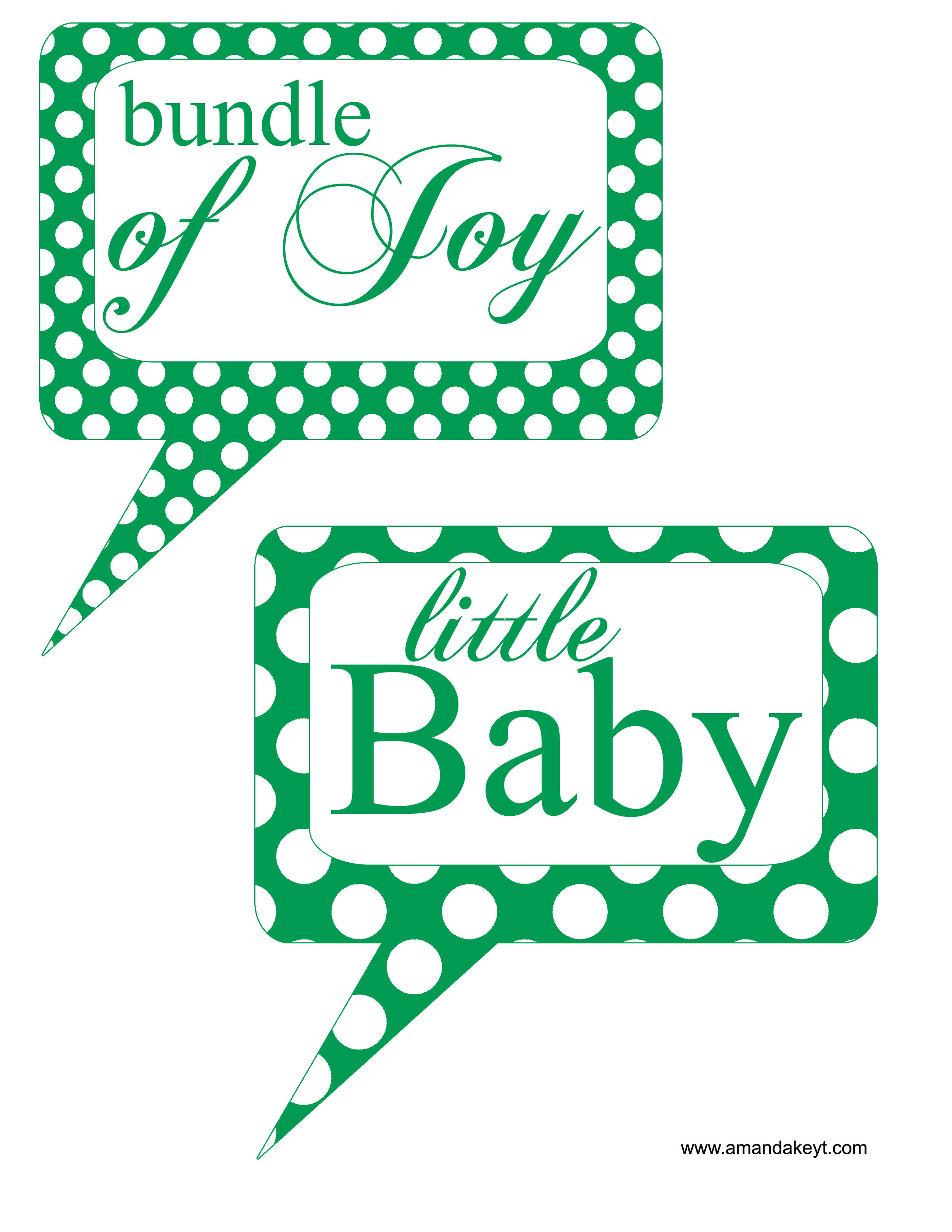 Baby Forest Green