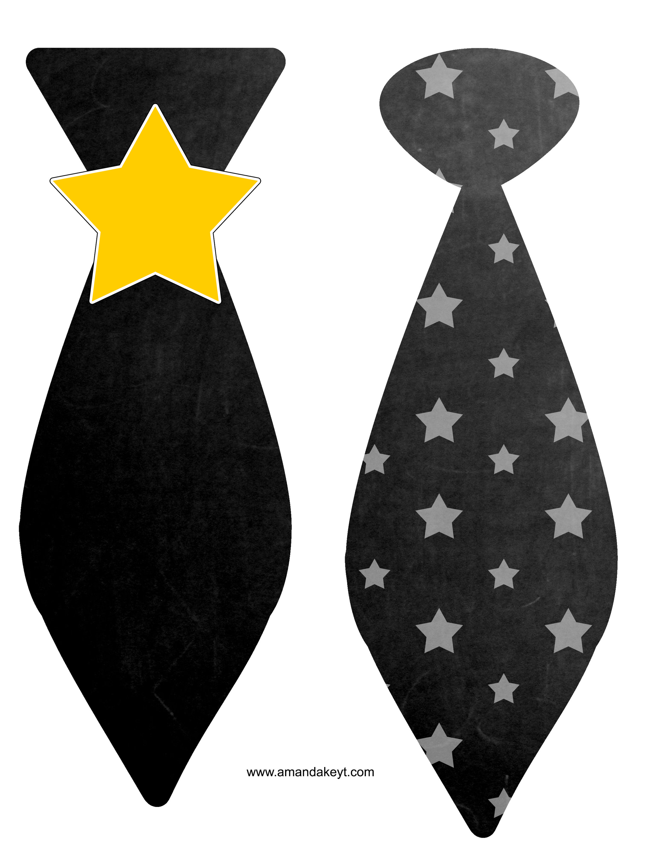 Yellow Teinkle Star