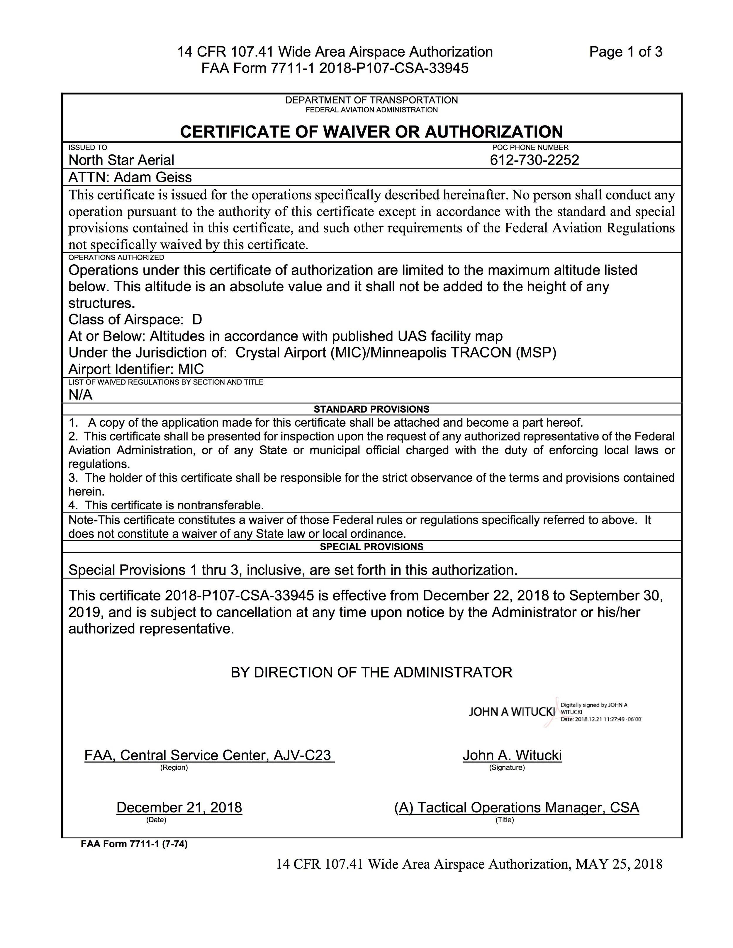 FAA Form 7711-1 2018-P107-CSA-33945 MIC.jpg