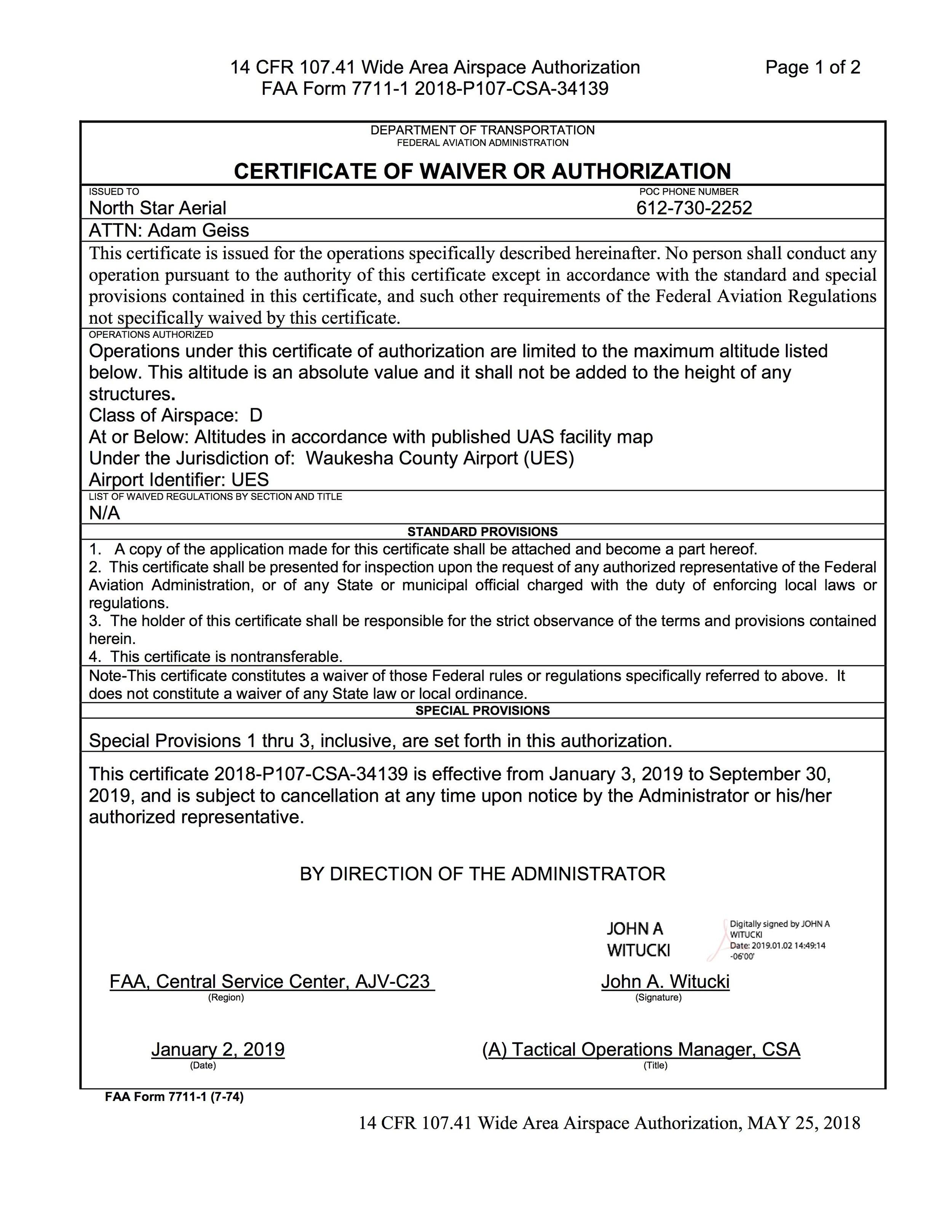 FAA Form 7711-1 2018-P107-CSA-34139 UES.jpg