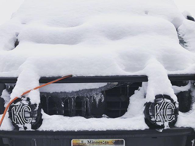 Time to dig out!!! #winter #moresnow #whereidrone #minnesota