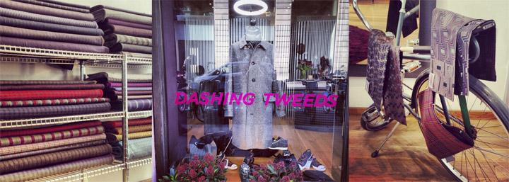 Dashing Tweeds