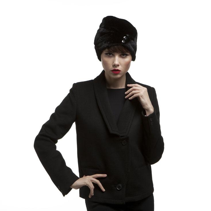 'Lamarr' turban
