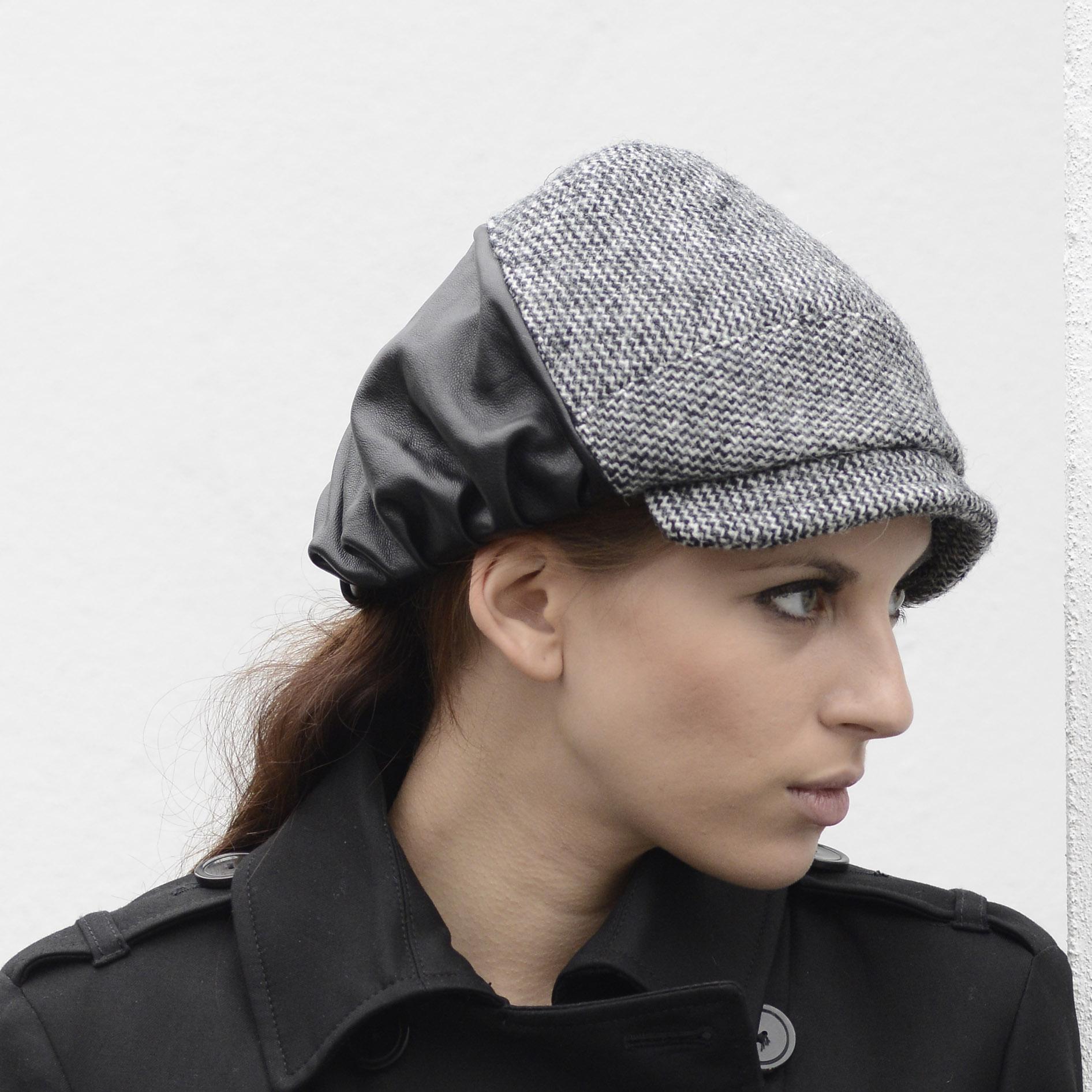 'Pendleton' peaked cap