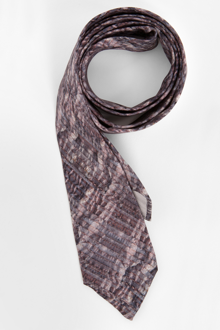 silk twill ties by Pinaki Editions - currently in development