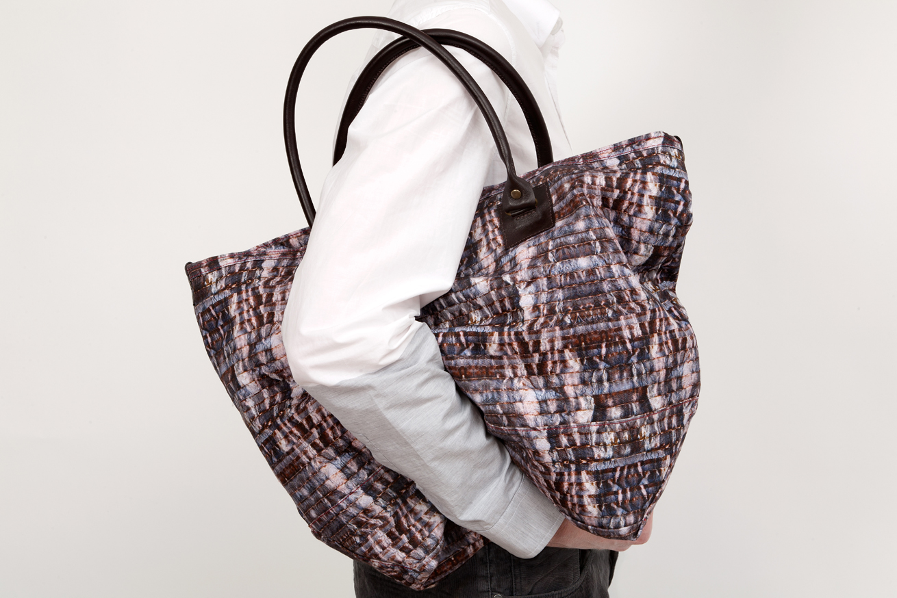 canvas tote bag by Pinaki Editions - currently in development