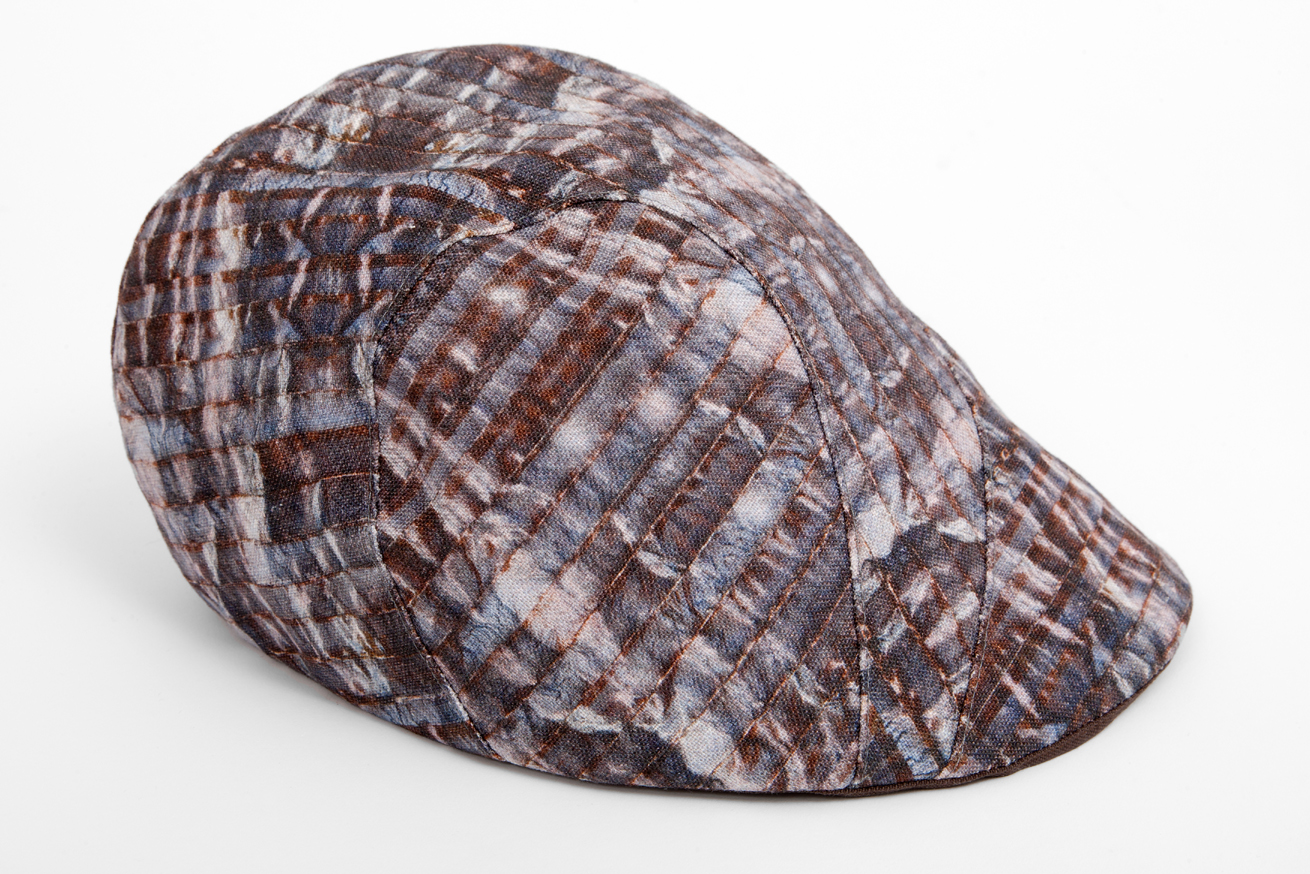 DC - Windswept Cap in linen, £110, available to  buy online