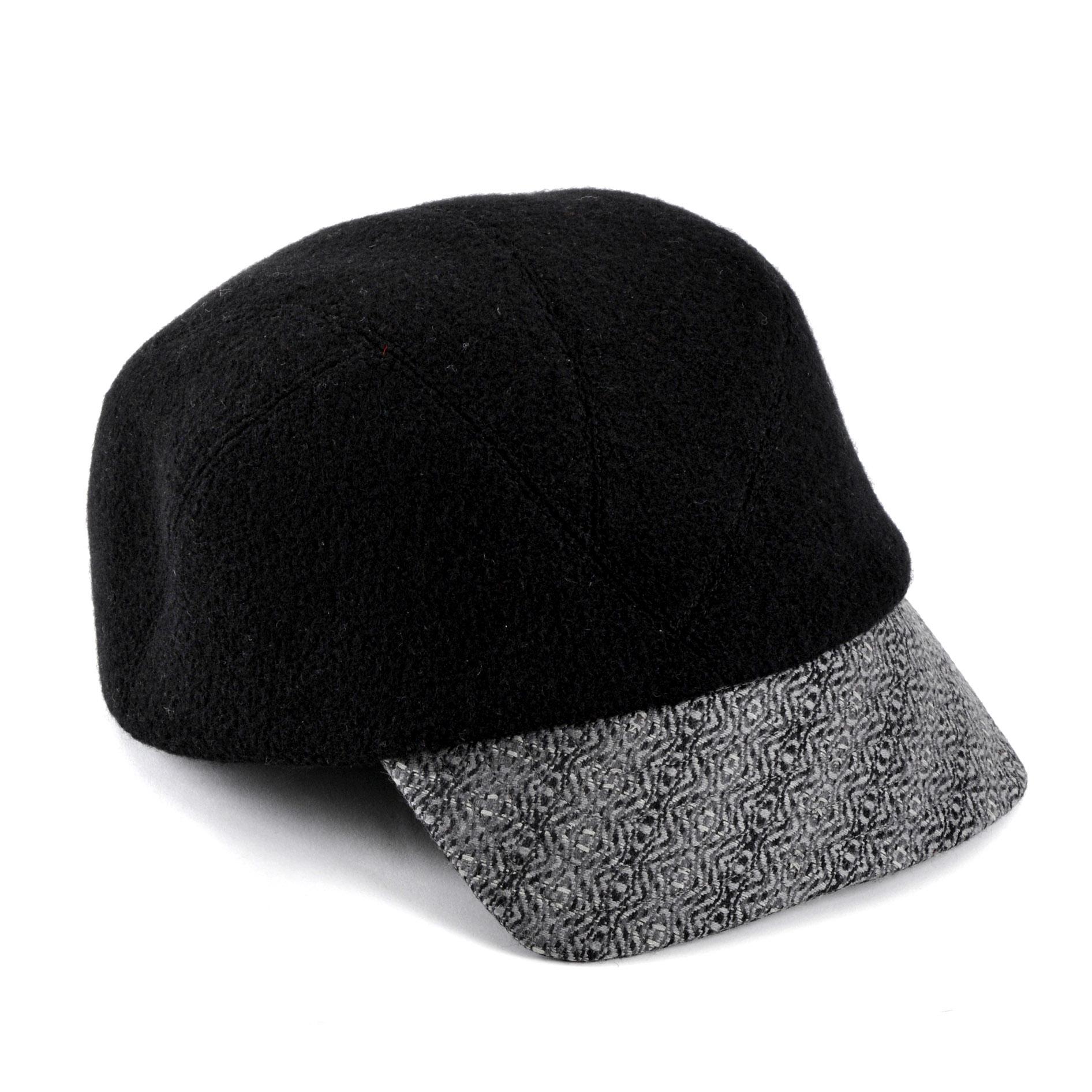 'Alonso/dashing' peaked cap