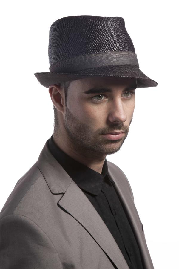 'Marlon' panama hat