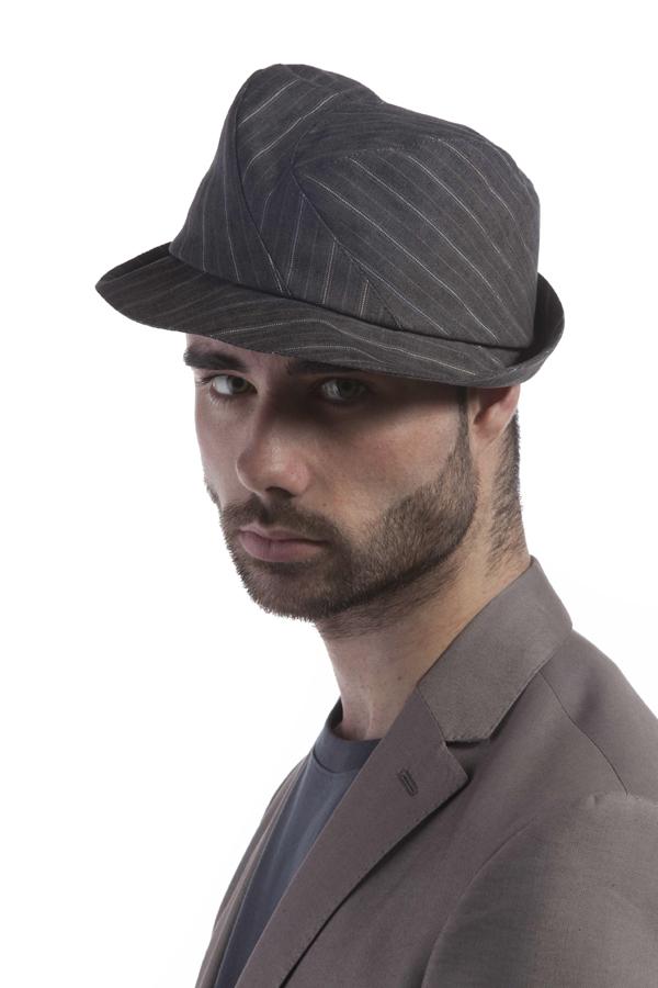'Berwick' trilby hat