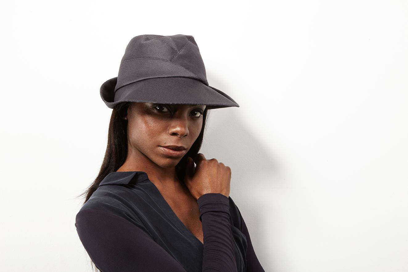 'Crawford' fedora hat