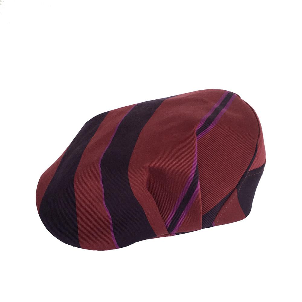 Shelvey in maroon blazer stripe