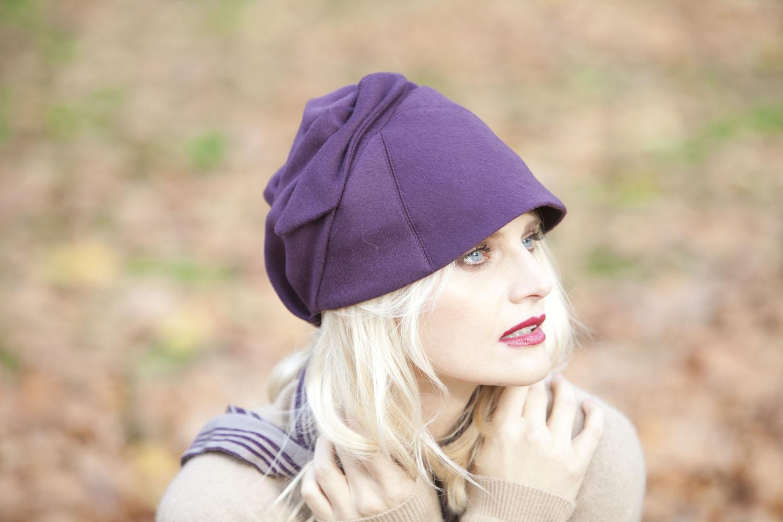 'Charlotte' cloche hat