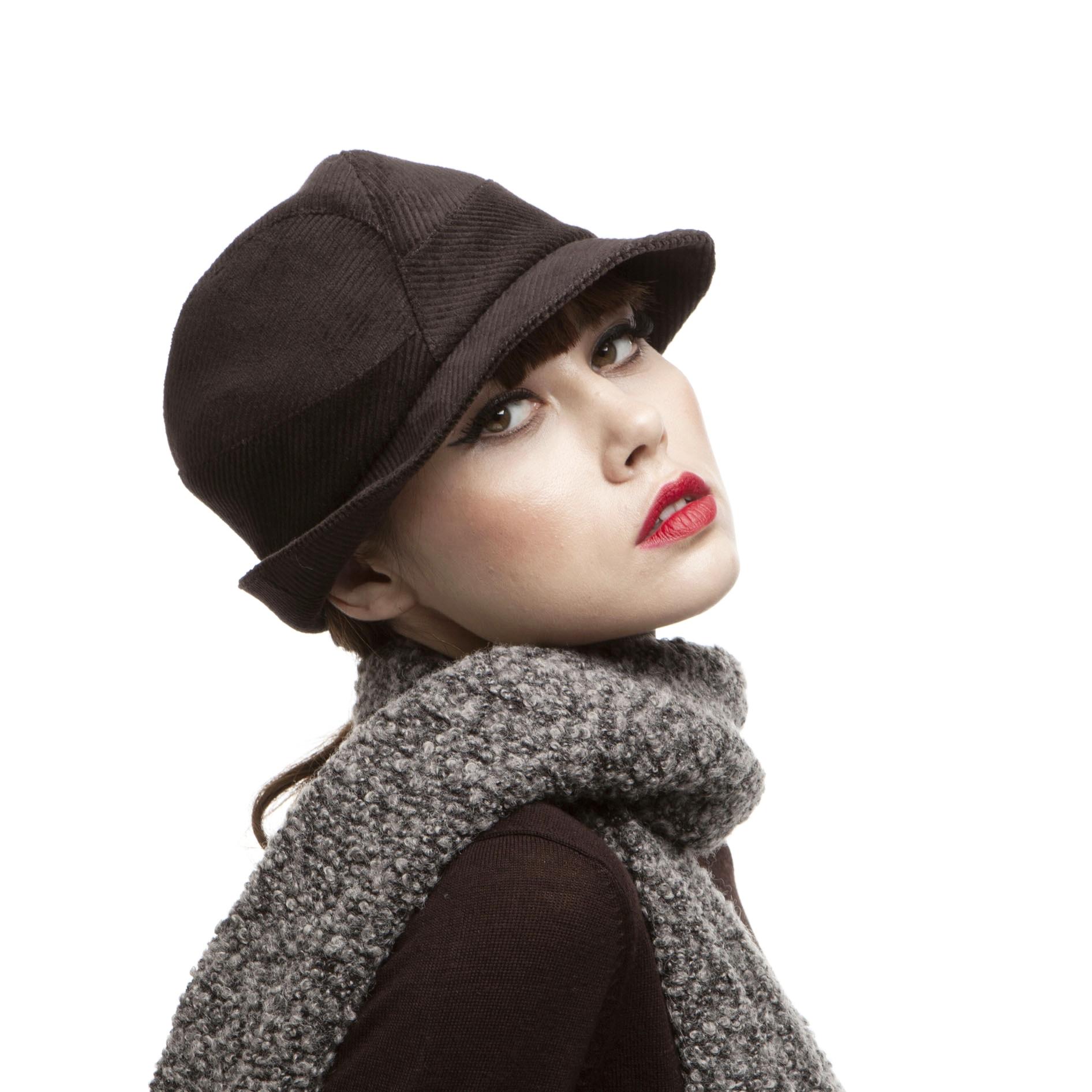 'Davis' trilby hat