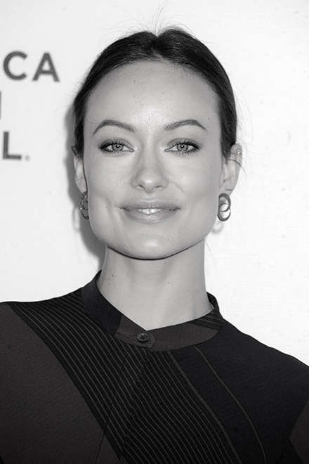 Actor, director and producer Olivia Wilde.