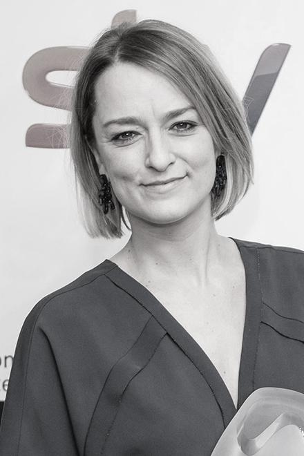 BBC journalist Laura Kuenssberg