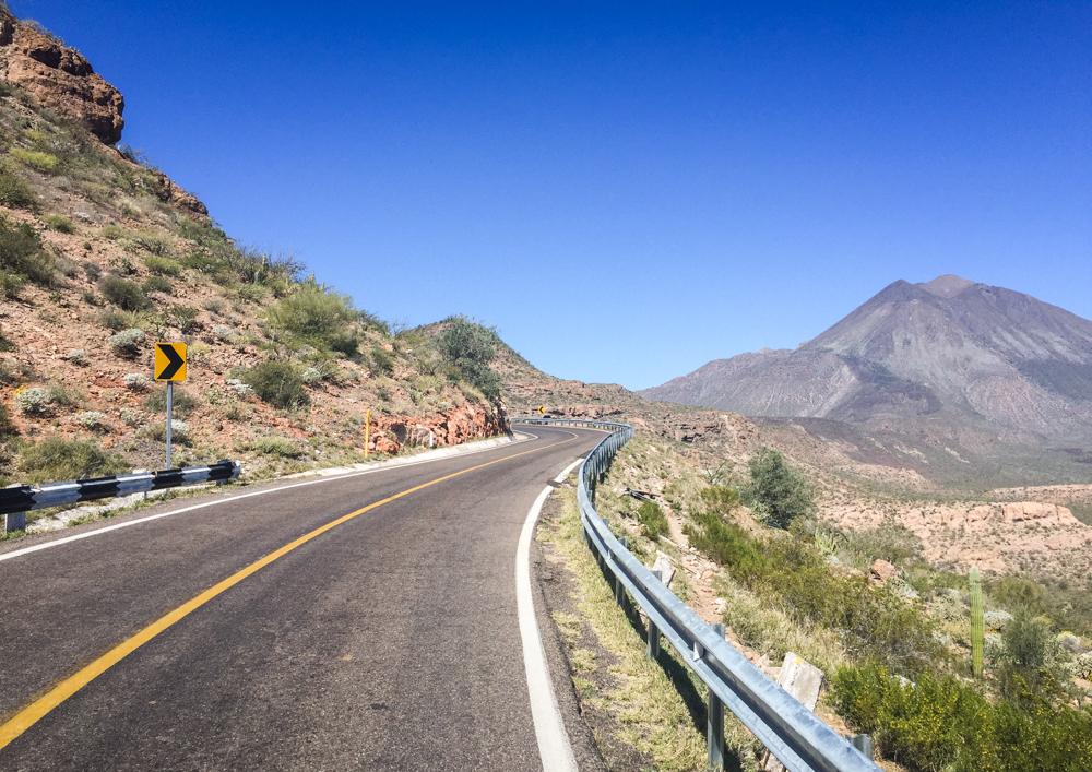Onwards, to Baja Norte.