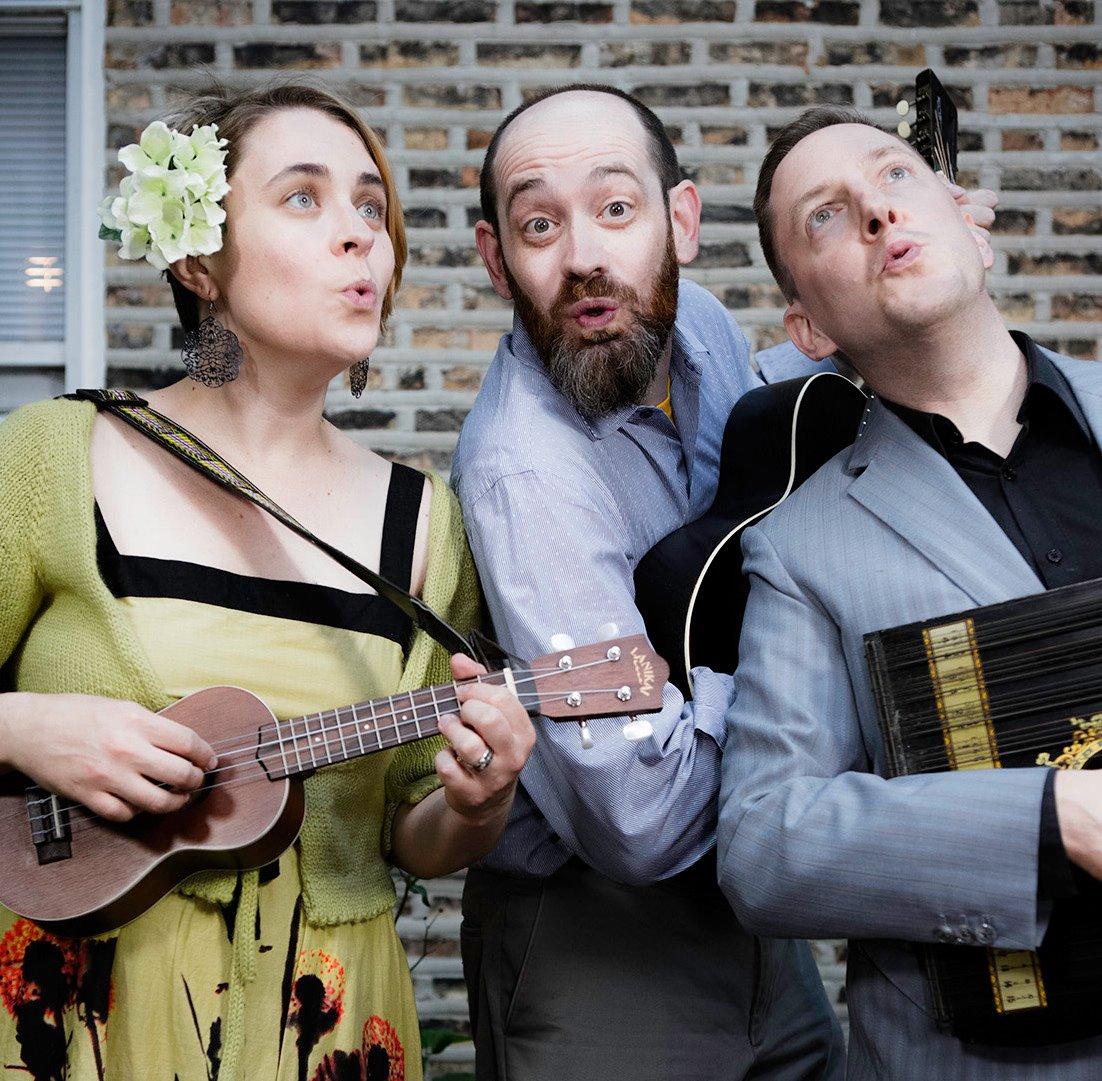Emmy Bean, T-Roy Martin, Chris Schoen