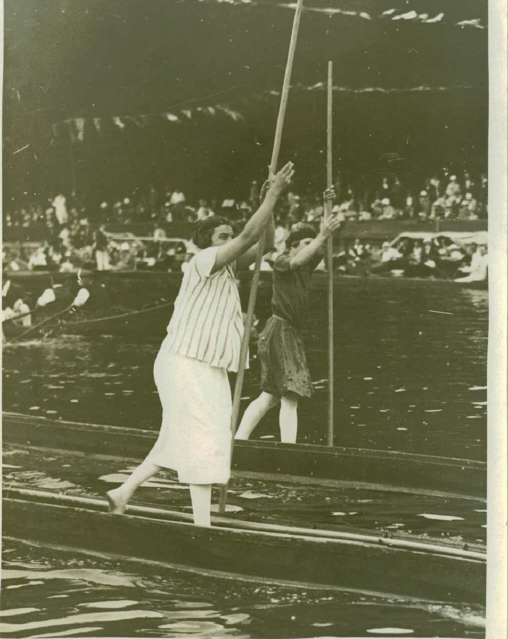 Ladies Single Punts 1924.JPG