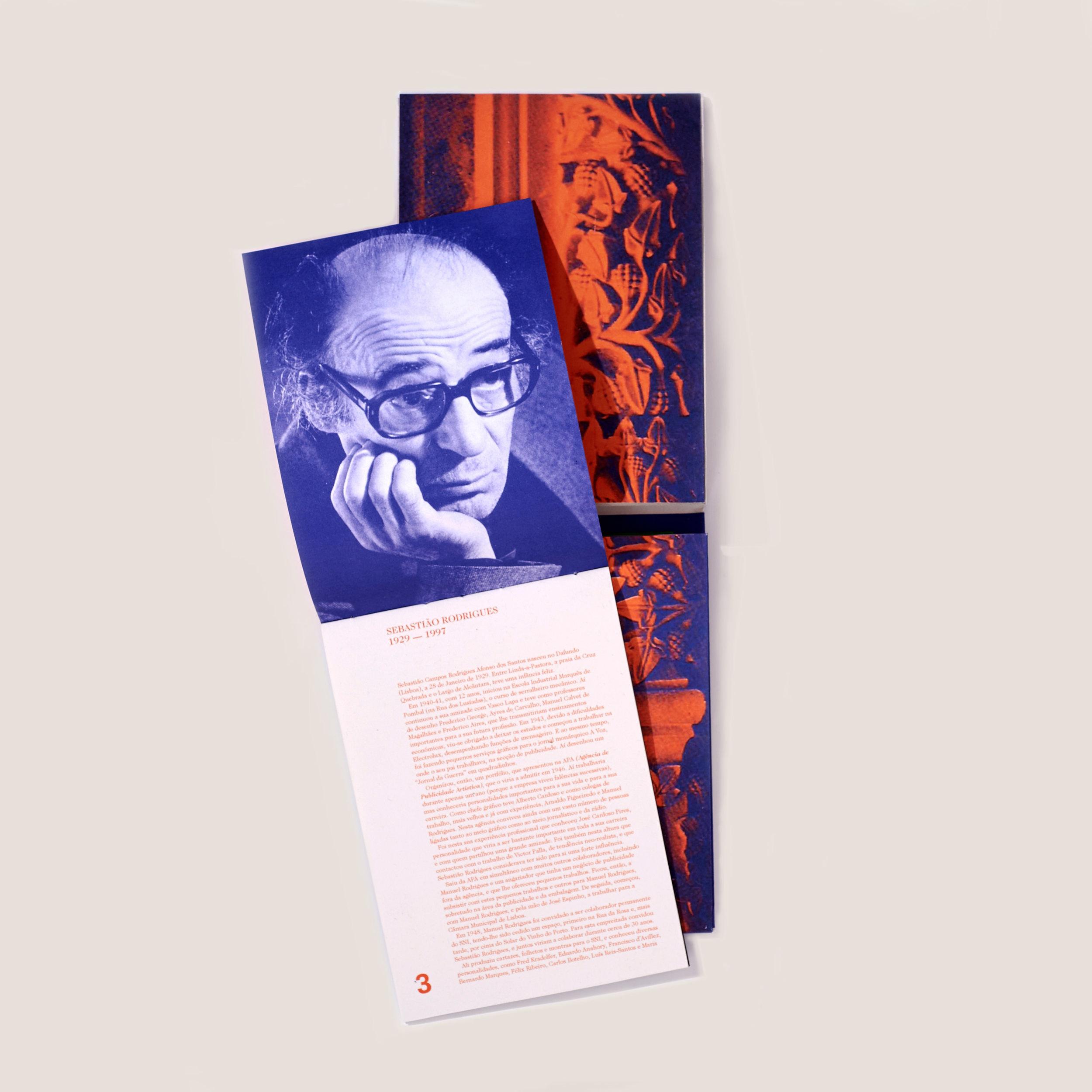 #3 - Precursor / Design Concept for Print and Digital Repository of Portuguese Art and Architecture / Illustration: Sebastião Rodrigues