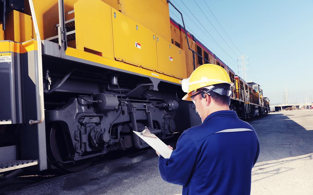 Locomotive PM Inspection