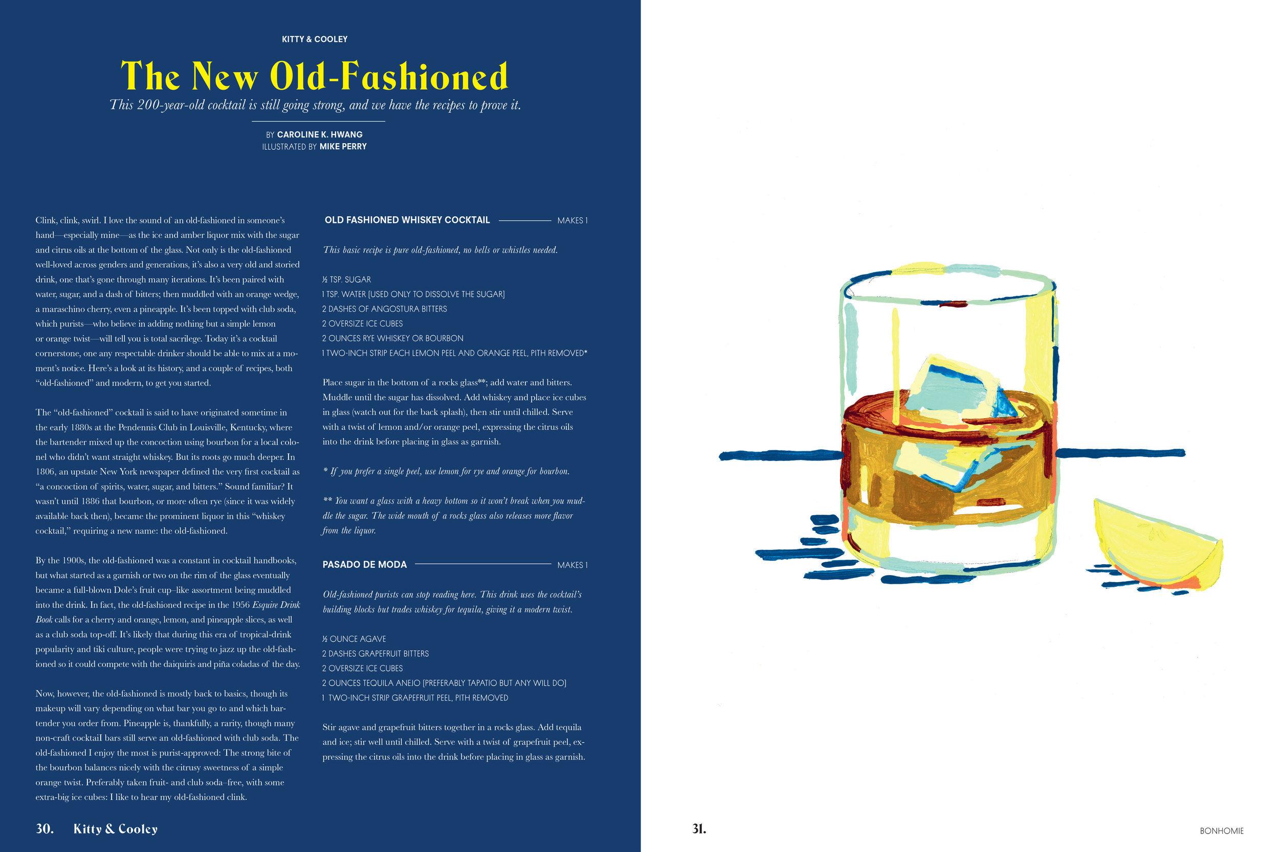 The New Old Fashioned