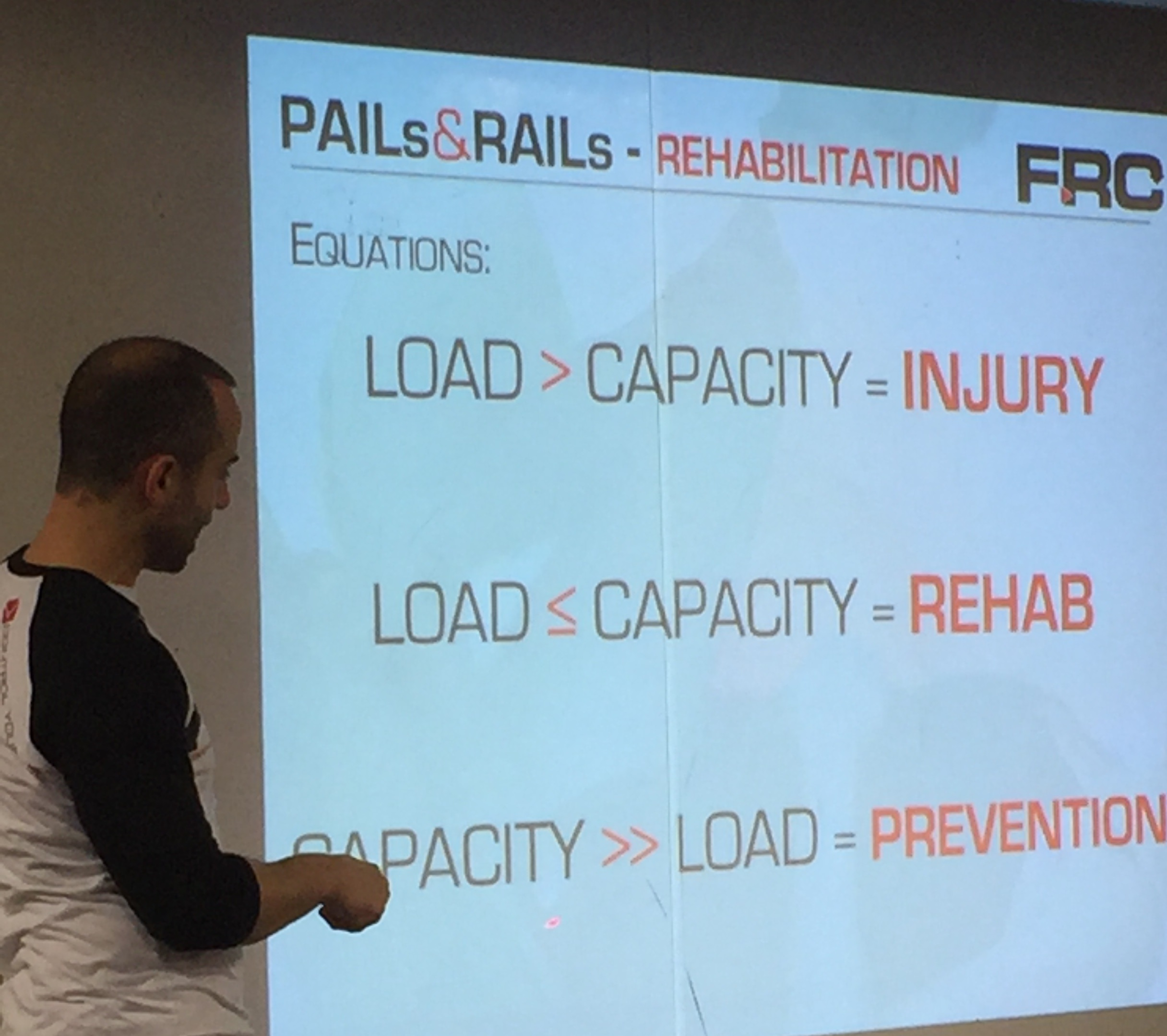 FRC® Course Review — PhysioStrength New York City