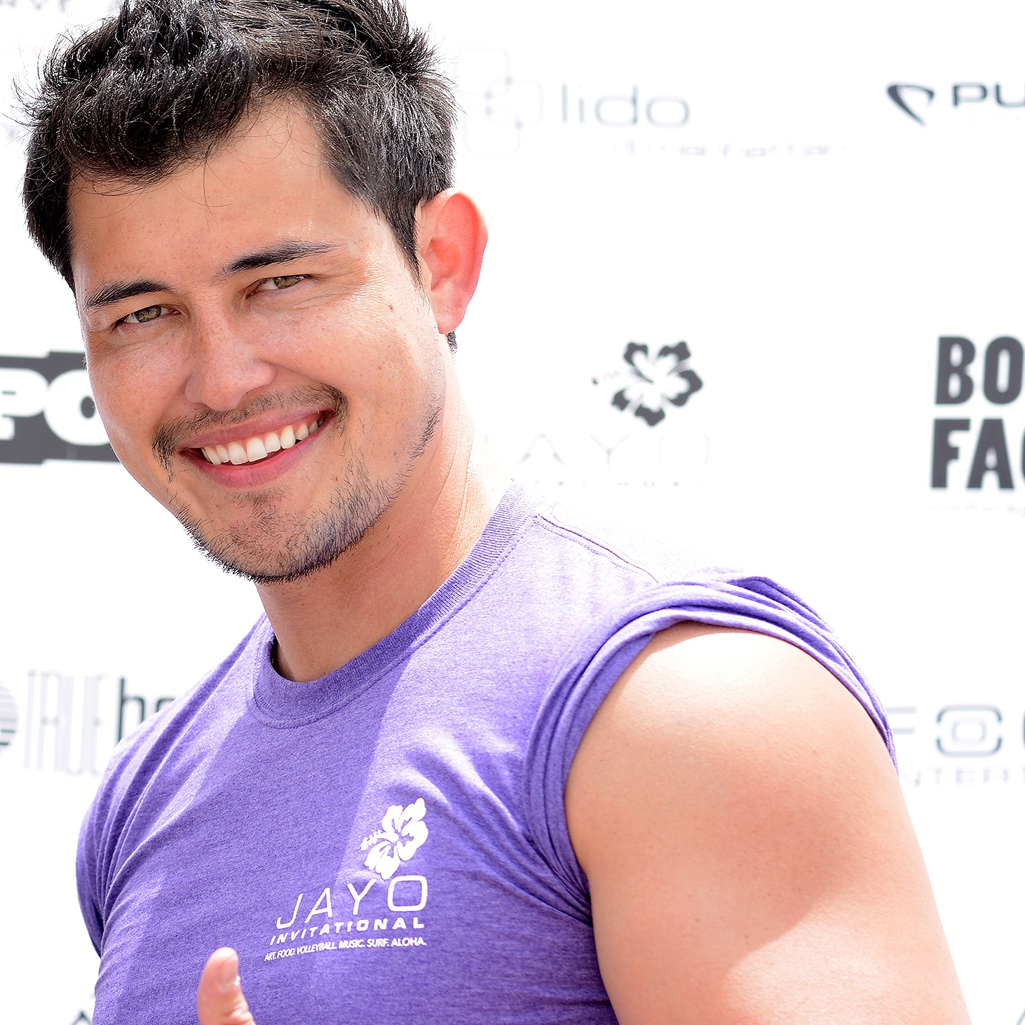 Actor Christopher Sean