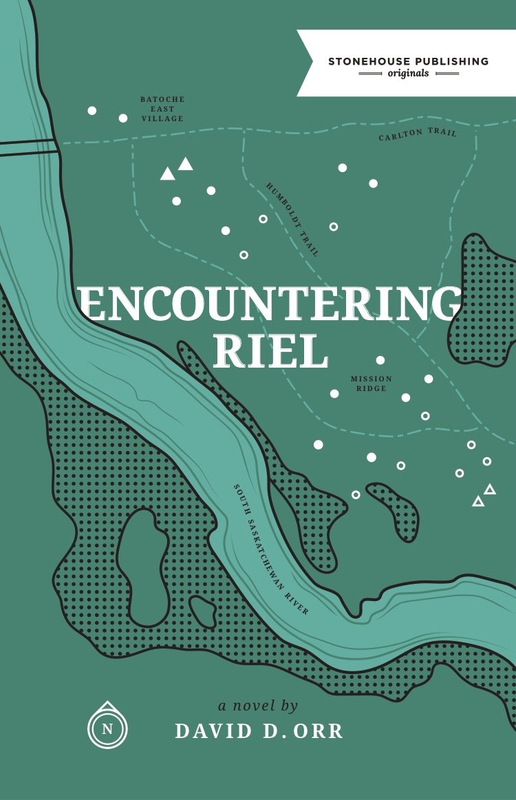Encountering Riel Cover