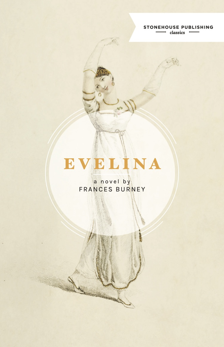 Evelina Cover