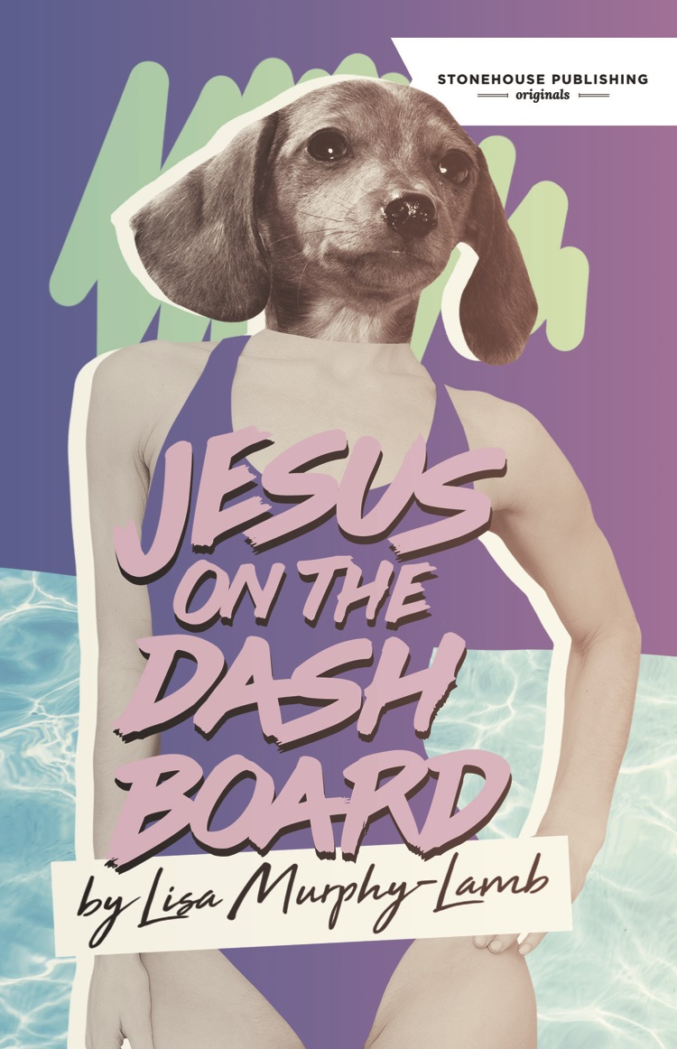 Jesus on the Dashboard Cover