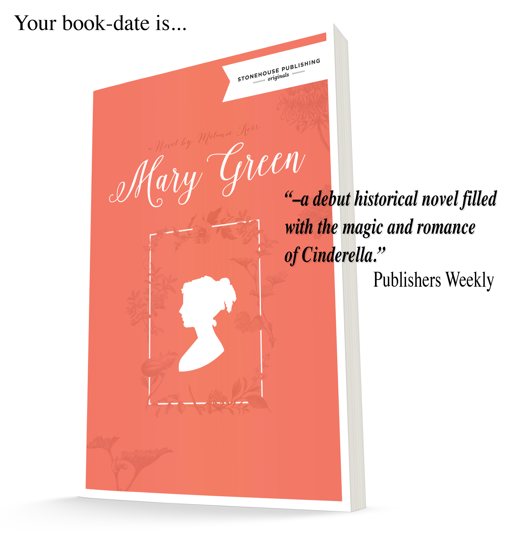 Your book-date is; Mary Green
