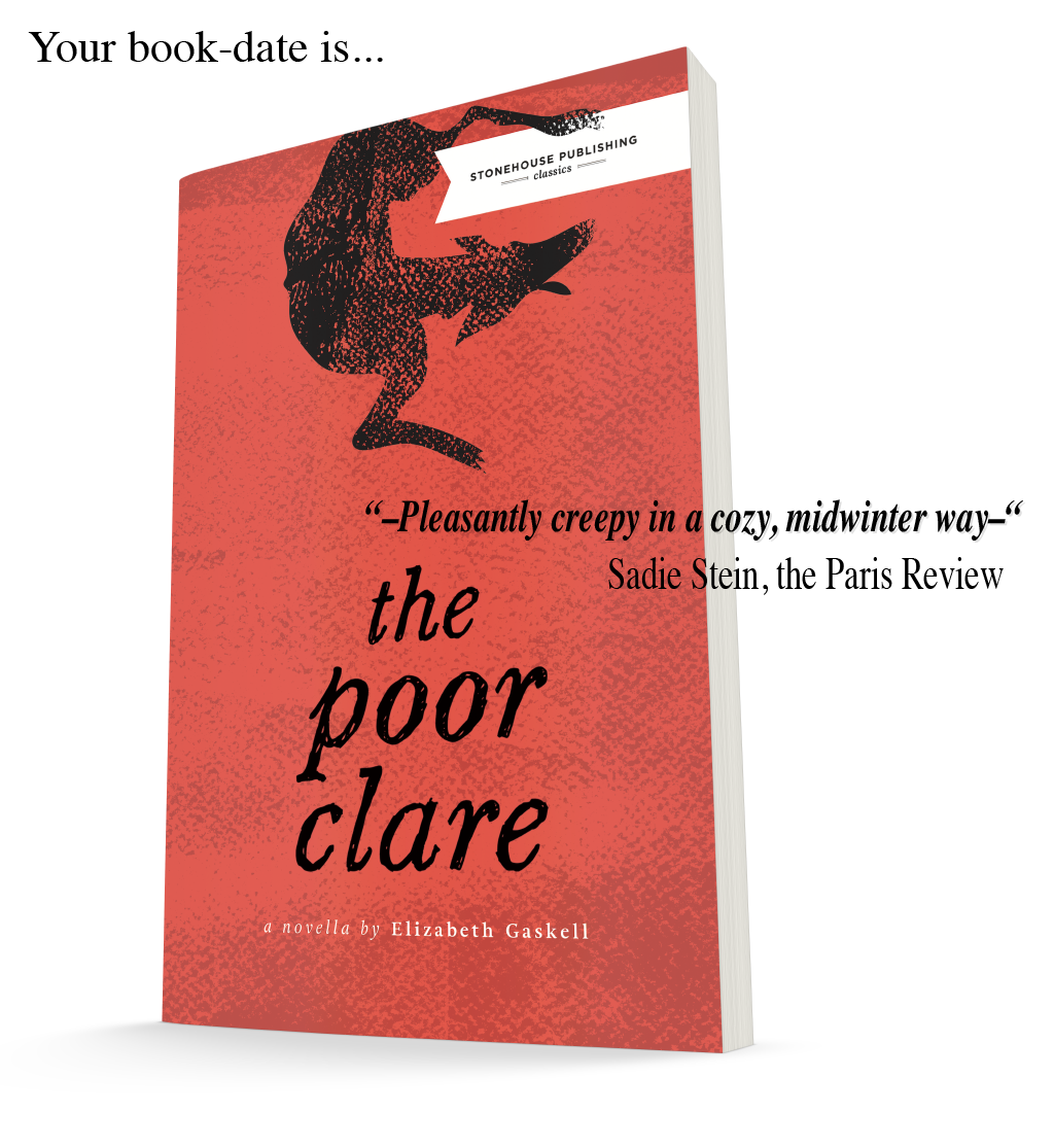 Your book-date is; The Poor Clare