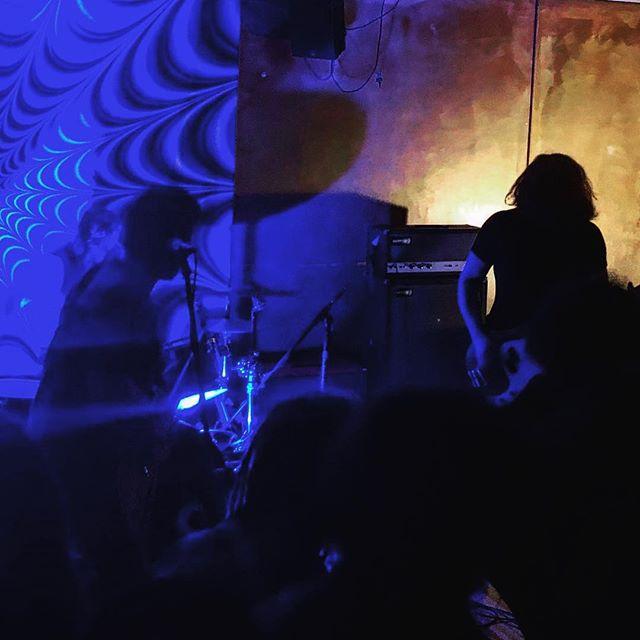 @spazzareband Killing it like usual last night at Gutterpunk