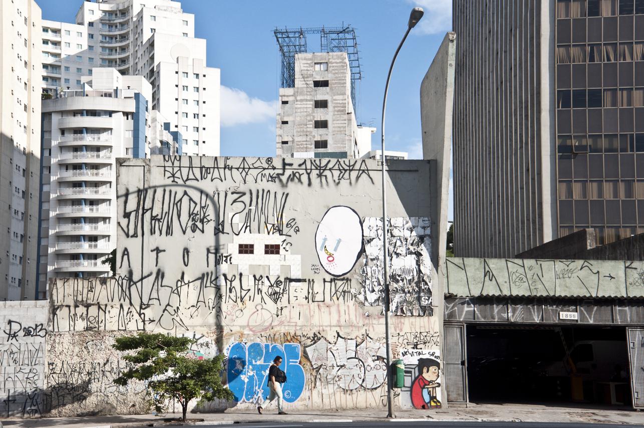 Sao Paolo, Brazil. 2014