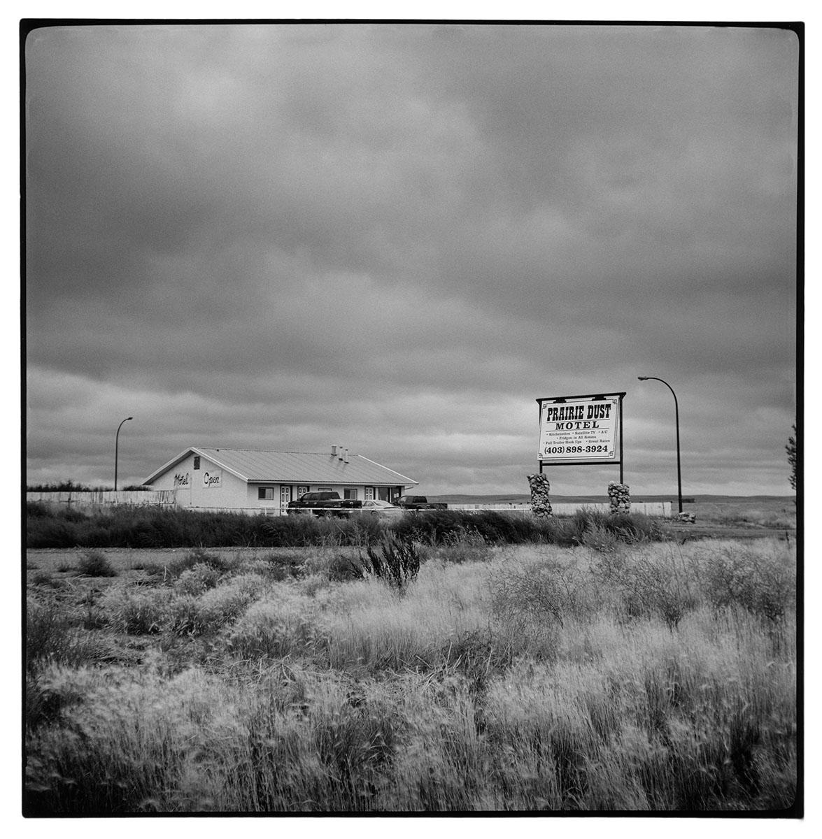 Prairie dust motel, AB.