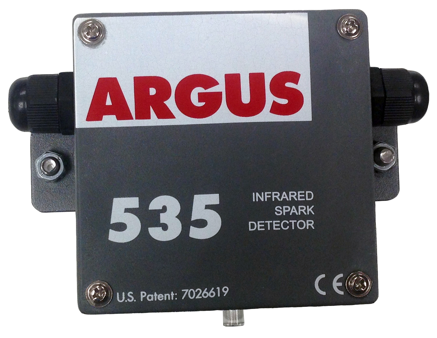 Check out the latest Argus 535 Spark Detector!