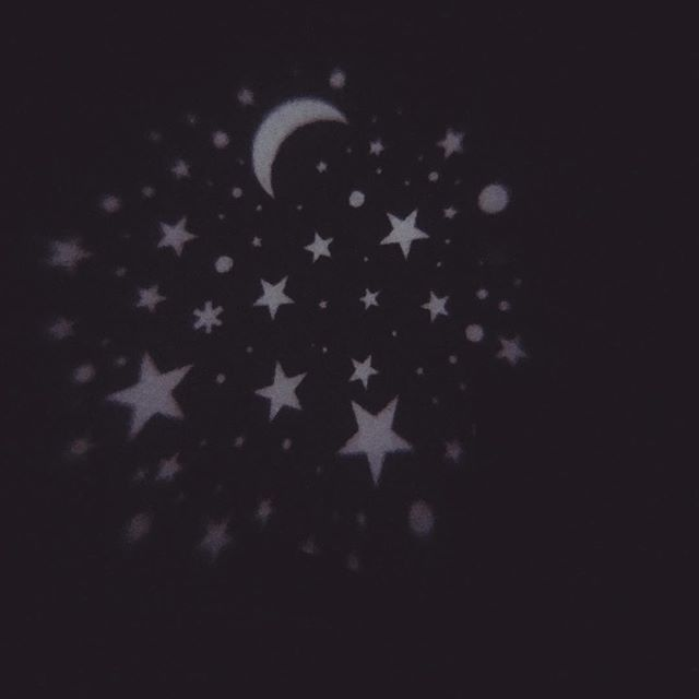 I was laying in my daughter's room the other night, putting her to bed when I became transfixed in her stars and moon 🌟🌙. . Memories of my room as a little girl with glow in the dark star stickers came rushing to my mind. Memories of playing astronauts with my sister. Memories of all the rooms that I had those stickers in over the years. Then I noticed the one star that's different ... do you see it? . And in that moment I noticed how beautiful it was. The beauty in its unique nature made me so happy. I wondered if the maker of that projector meant to include one star different from all the others. Did they want us to notice? Did they see the beauty in the difference too? Then as I stared up at the star and held Sloan's hand, I sent a prayer up to Heaven. I prayed that my sweet girl will embrace her unique self and see how beautiful she is, inside and out, no matter what life throws at her. She hasn't noticed the one different star yet, but I'm excited for the night that she does! When she notices it, I know she'll see the beauty in it too. ❤️ #beunique #standout