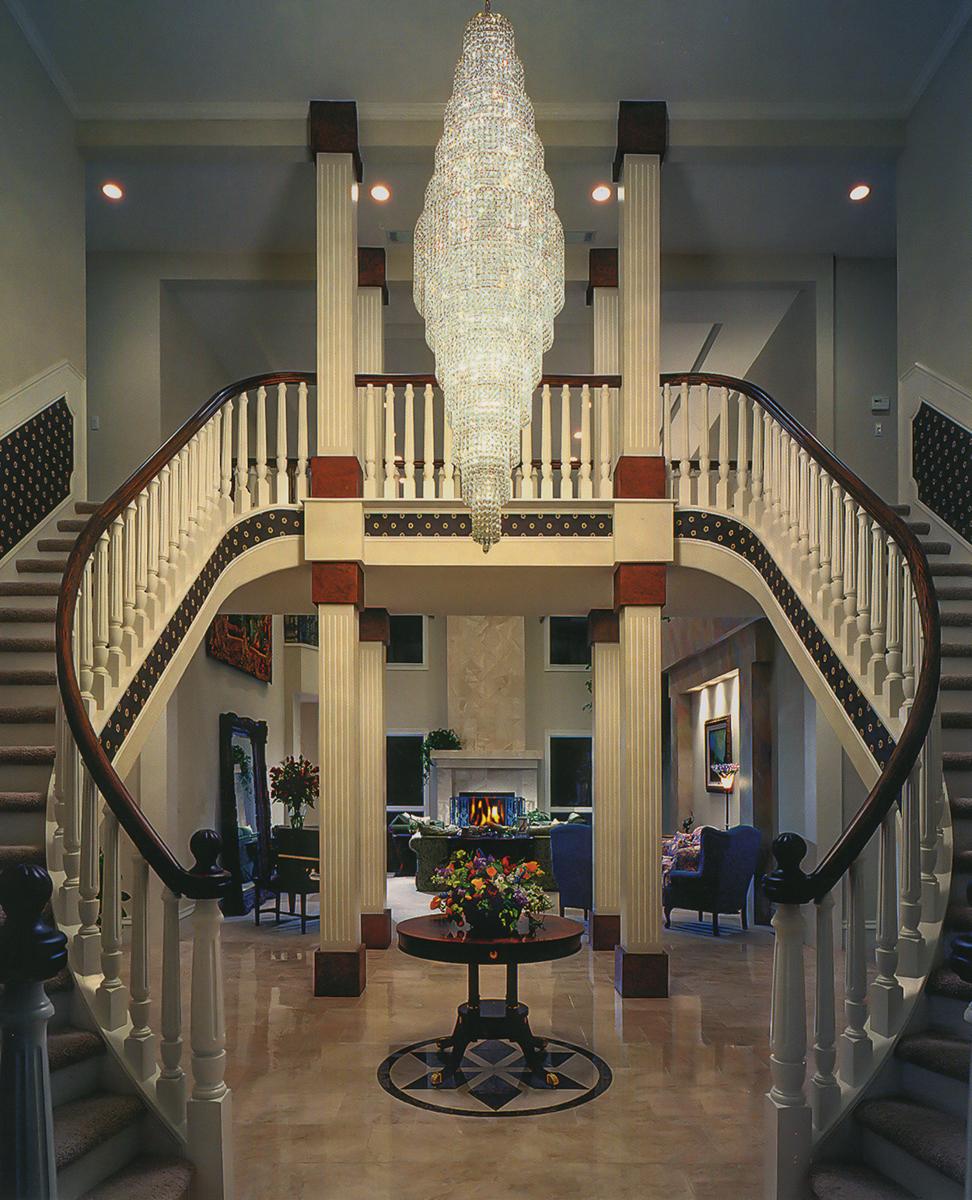 Montreaux Reno/Tahoe Custom Stair