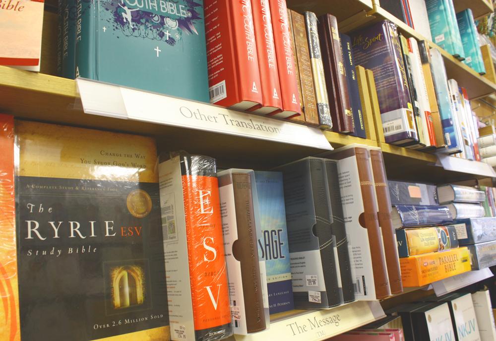 Bibles & Books
