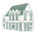 Original Manna House Logo