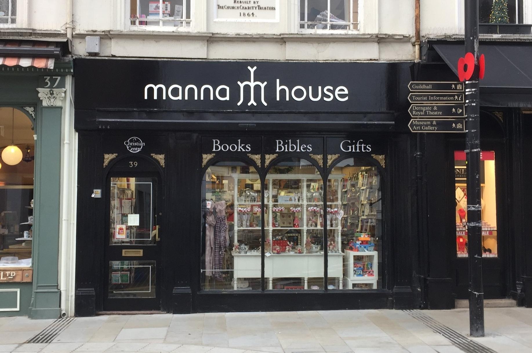 Manna House as at 4th November 2016