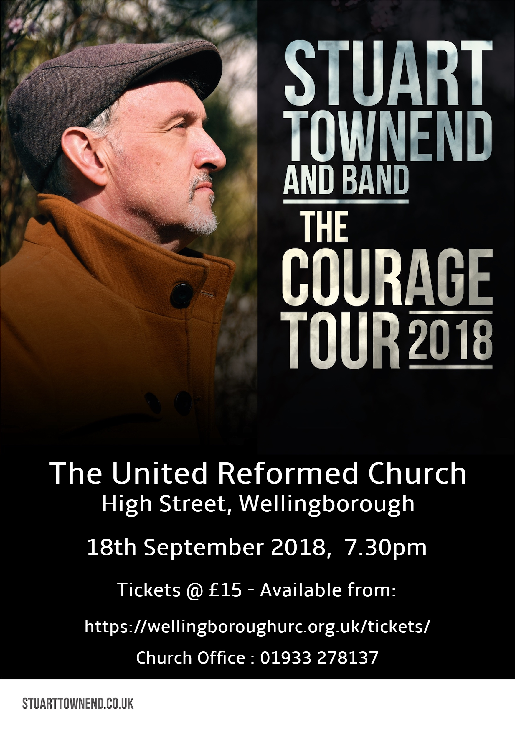 Courage Tour Poster A5.jpg