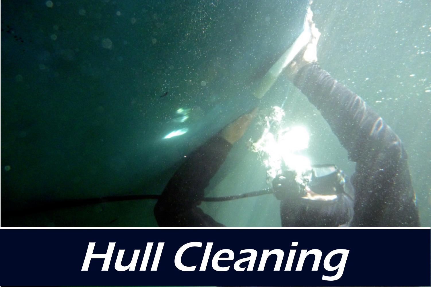 hull cleaning bottom job underwater work diver mazatlan mexico