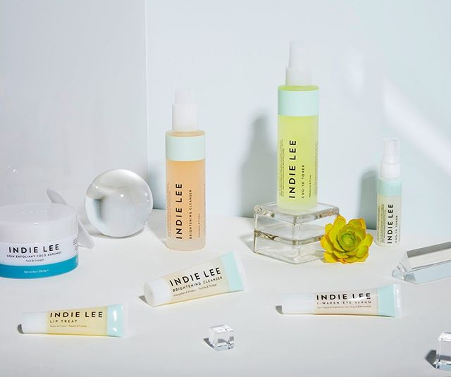 @indie lee clean skincare ✨🧿 Shot by @shanbensonstudio